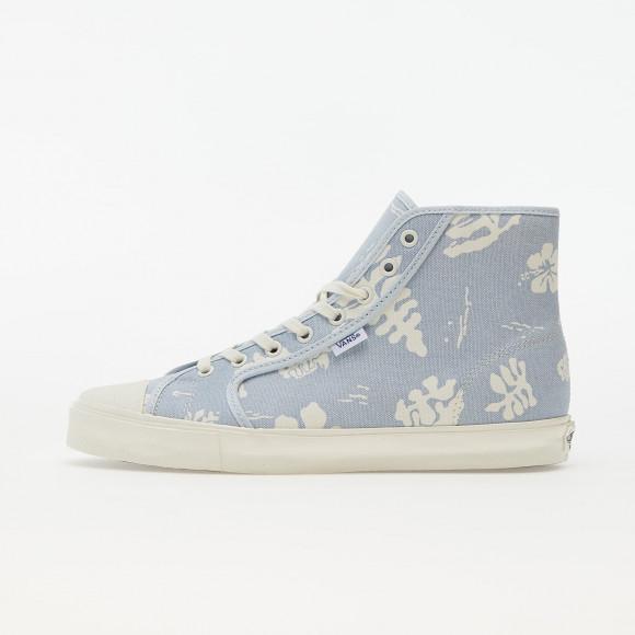 Vans OG Style 24 LX (Canvas) Hibiscus/ Blue - VN0A5HUT4O61