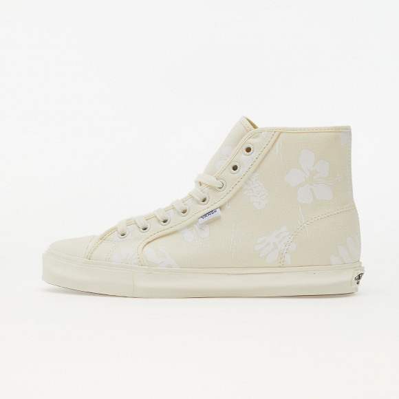 Vans OG Style 24 LX (Canvas) Hibiscus/ Classic White - VN0A5HUT5J51