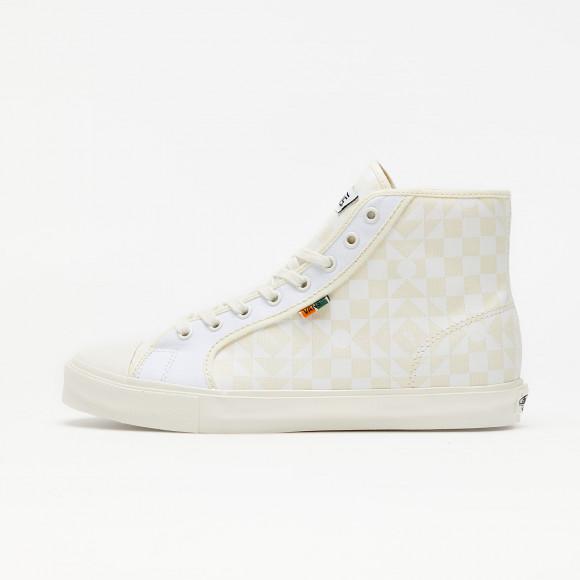 Vans x Taka Hayashi OG Style 24 LX (Canvas) Checkerboard/ Classic White/ True White - VN0A5HUY50F1