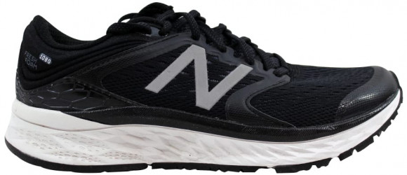 New Balance Fresh Foam 1080 Black/Silver-White (W) - W1080BW8