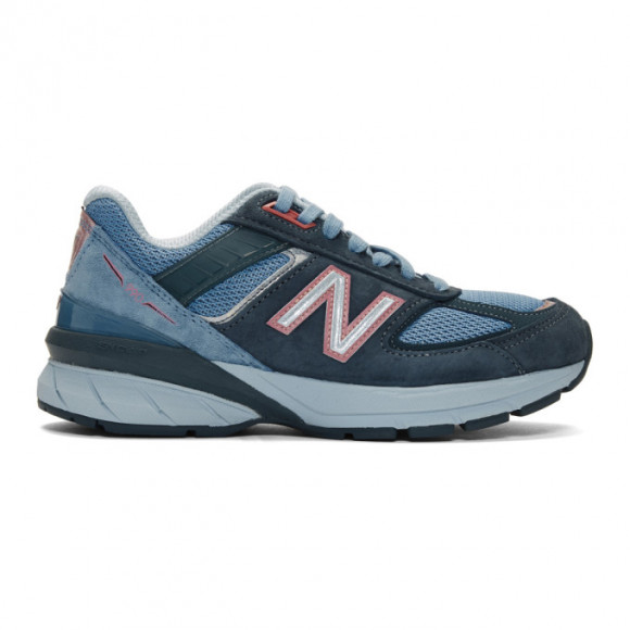 New Balance Blue Made In US 990 v5 Sneakers - W990OL5