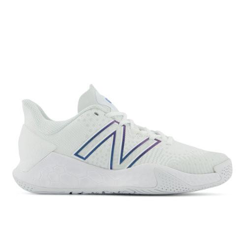 New Balance Fresh Foam X Lav V2 - White met Laser Blue - WCHLAVL2