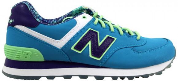 New Balance 574 Blue/Purple (W) - WL574IPU