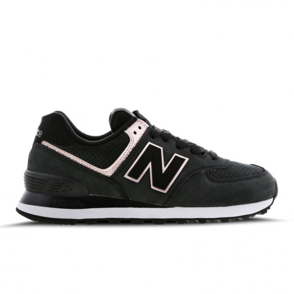 New Balance 574 - Women Shoes - WL574NBK