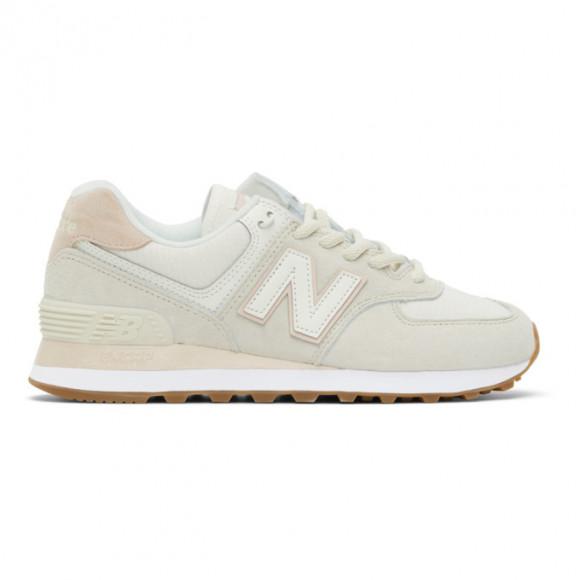new balance 574 beige donna