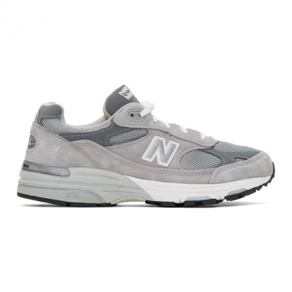 New Balance Grey 993 Sneakers - WR993GL
