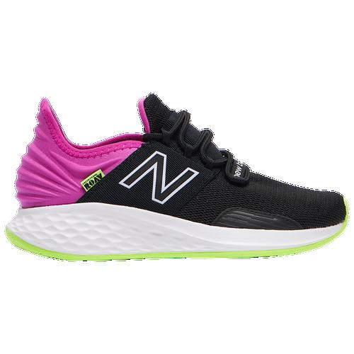 New Balance Fresh Foam Roav - Women's Running Shoes - Black ...