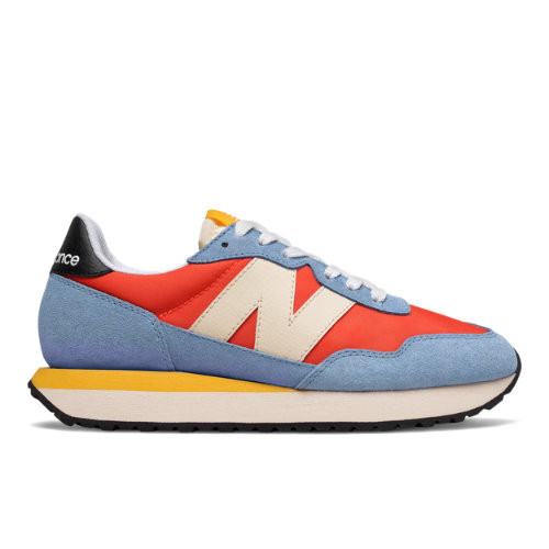 New Balance 237 Blue/ Red - WS237SD