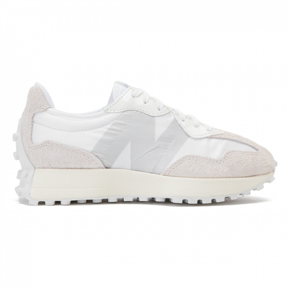 New Balance 327 White Moonbeam (W) - WS327SFD