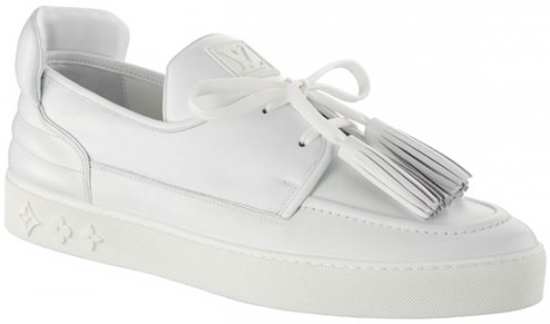 Louis Vuitton Mr. Hudson Kanye White - YP6U7PPC
