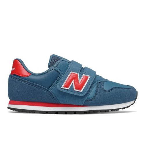 New Balance 373 Hook and Loop - NB Dark Blue/NB Light Blue, NB ...