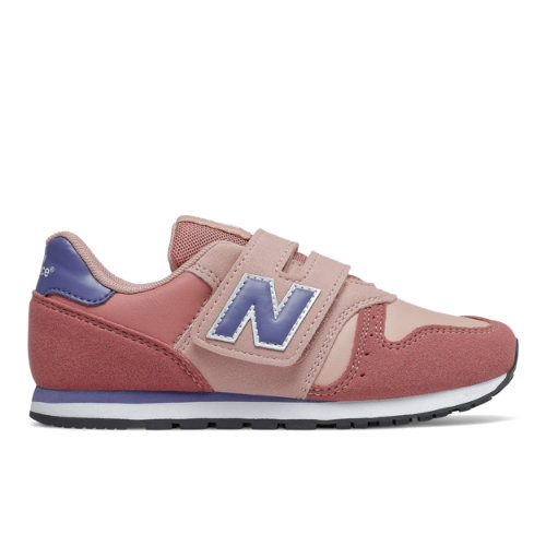 New Balance 373 Hook and Loop - Off Road/Saturn Pink, Off Road ...
