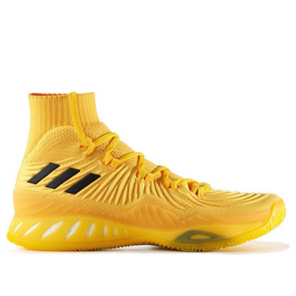 Adidas Crazy Explosive 2017 Primeknit 'Equipment Yellow' Equipment Yellow/Core Black/Bold Gold by4472 - by4472