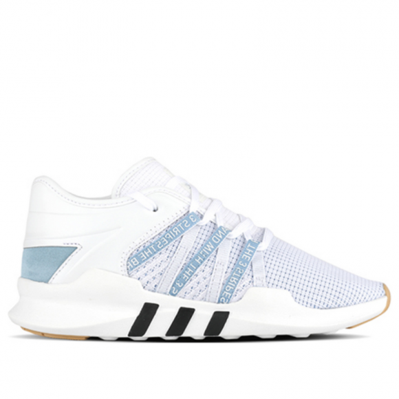 Adidas Womens WMNS EQT Racig ADV 'Footwear White' Footwear White/Ash Blue/Core Black Marathon Running Shoes/Sneakers cq2155 - cq2155