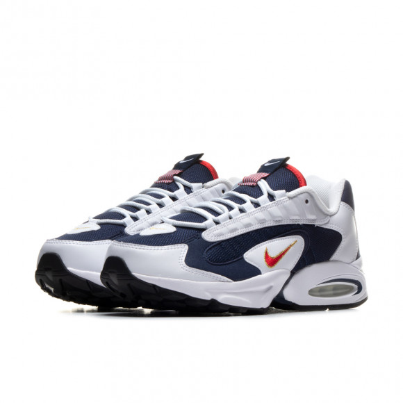 Mens Nike Air Max Triax 96 USA - White, White - ct1763-400